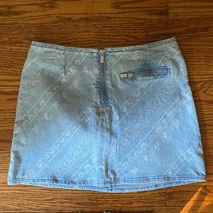 NWOT BDG jean skirt
